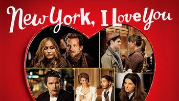 Netflix box art for New York, I Love You