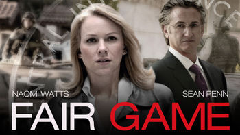 Netflix box art for Fair Game