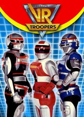 V.R. Troopers - Season 1