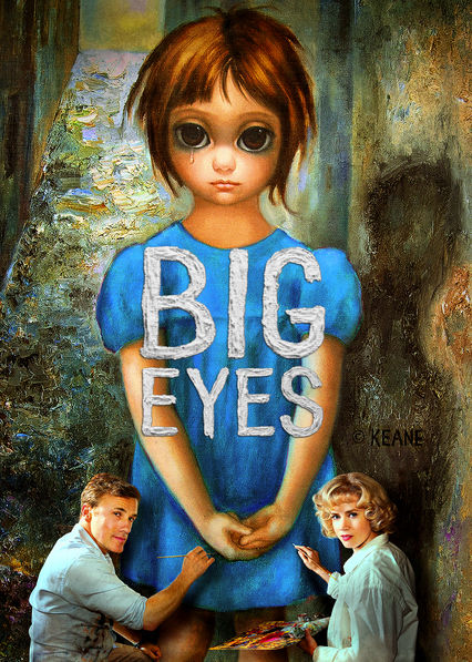 Big Eyes Netflix AR (Argentina)
