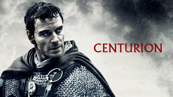Netflix box art for Centurion
