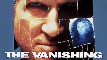 Netflix box art for The Vanishing