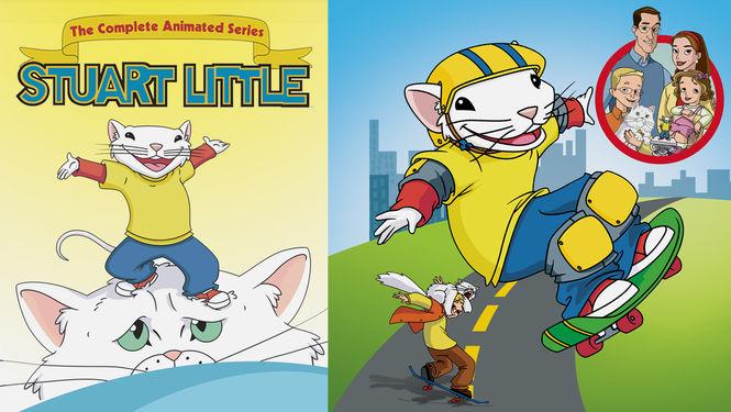 Is Stuart Little The Animated Series Season 1 2003 On Netflix United Kingdom