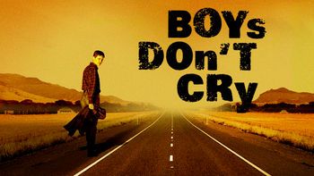 Netflix box art for Boys Don't Cry