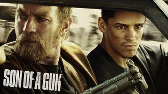 Netflix Box Art for Son of a Gun
