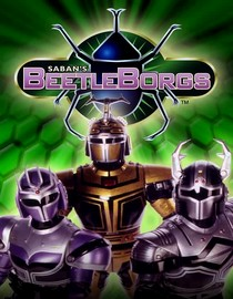 Big Bad Beetleborgs: Season 2: Experiment in Evil