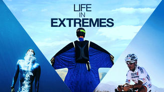 Netflix box art for Attention: A Life in Extremes