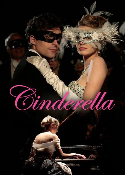 Cinderella Netflix BR (Brazil)