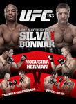 UFC 153: Silva vs. Bonnar Poster