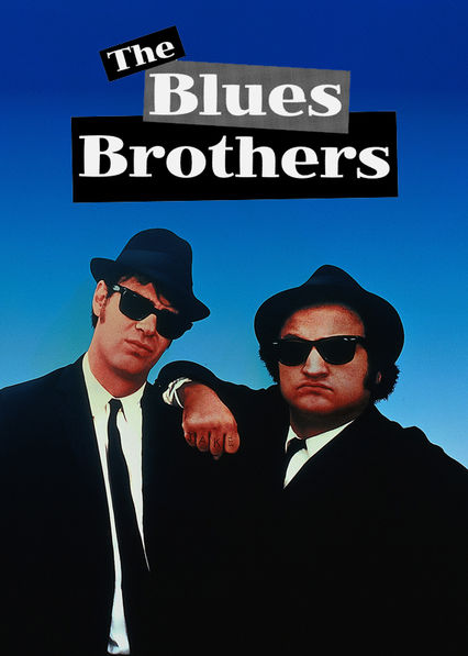 The Blues Brothers Netflix BR (Brazil)