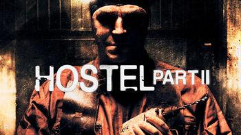 Netflix box art for Hostel: Part II