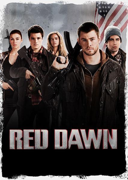 Red Dawn Netflix AU (Australia)
