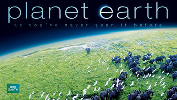 Netflix box art for Planet Earth: The Complete Collection - Season 1