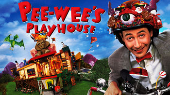 Netflix Box Art for Pee-wee's Playhouse - Season 1
