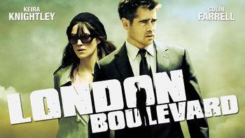 Netflix box art for London Boulevard
