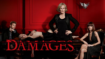 Netflix box art for Damages - Season 1