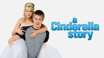 Netflix box art for A Cinderella Story