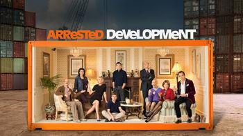 Netflix box art for Arrested Development - Season 4