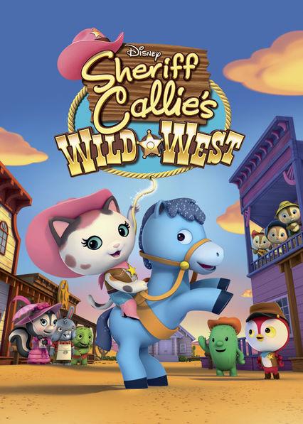 Sheriff Callie's Wild West Netflix AR (Argentina)
