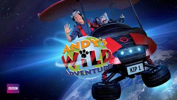 Netflix box art for Andy's Wild Adventures - Season 1