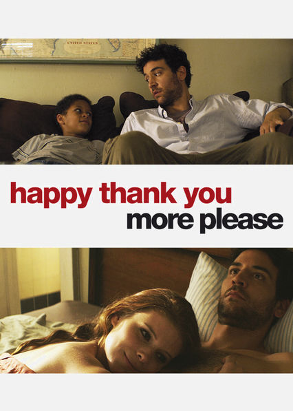 Happy Thank You More Please Netflix ES (España)