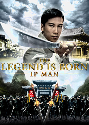 Netflix Box Art for Legend is Born: Ip Man, The