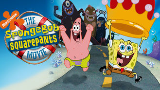 netflix usa the spongebob squarepants movie is available on netflix