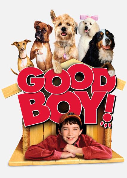Good Boy! Netflix AU (Australia)