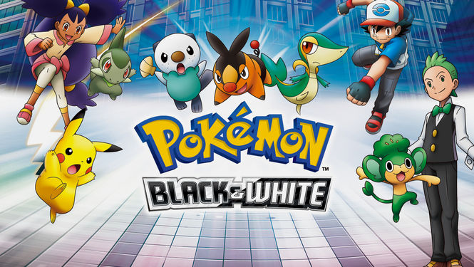 Netflix Box Art for Pokémon: Black & White - Episodes 1-25