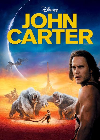 John Carter Netflix MX (Mexico)