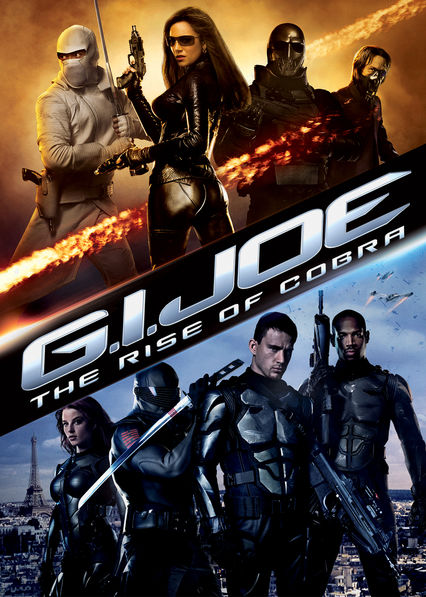 G.I. Joe: The Rise of Cobra Netflix EC (Ecuador)