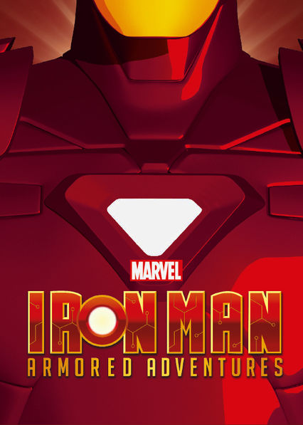 Iron Man: Armored Adventures Netflix ES (España)