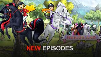Netflix box art for Horseland - Temporada 2