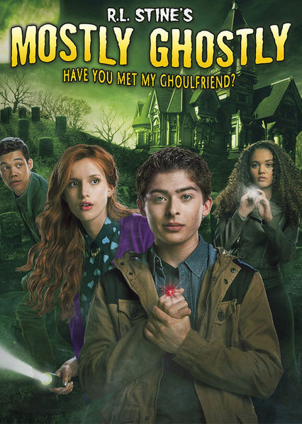 R.L. Stine's Mostly Ghostly: Have You Met My Ghoulfriend? Netflix BR (Brazil)