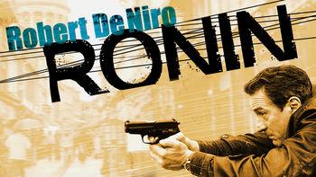 Netflix box art for Ronin