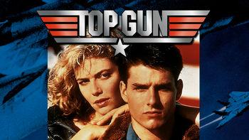 Netflix box art for Top Gun