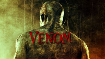 Netflix box art for Venom