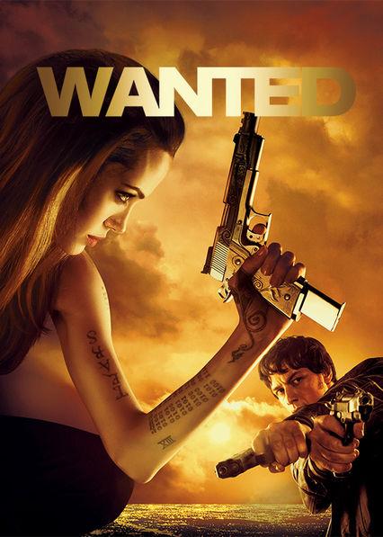Wanted Netflix BR (Brazil)