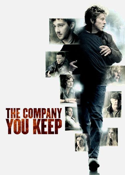 The Company You Keep Netflix AR (Argentina)