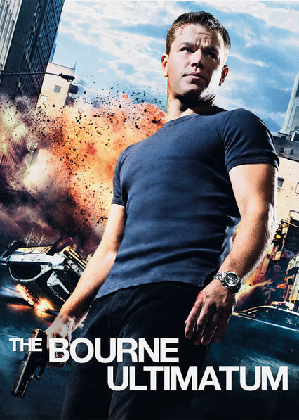 The Bourne Ultimatum Netflix ES (España)