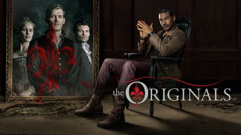 Netflix box art for The Originals - Season 1