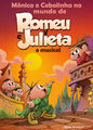 Mônica e Cebolinha: Romeu e Julieta | filmes-netflix.blogspot.com