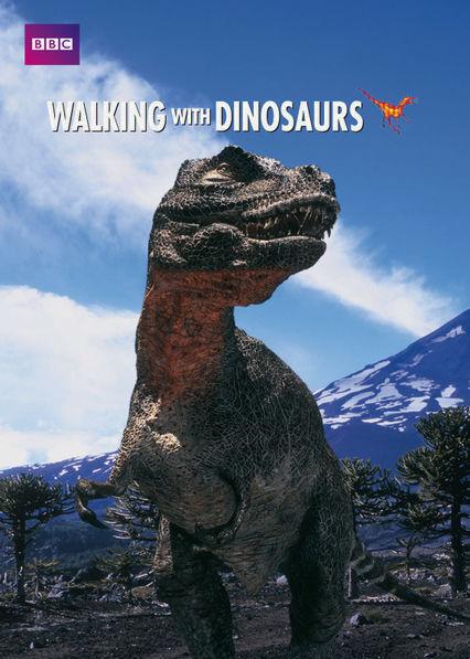 Walking with Dinosaurs Netflix AR (Argentina)