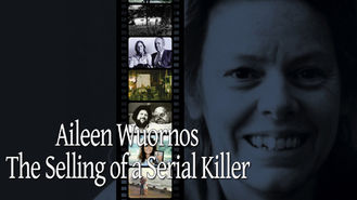 Netflix box art for Aileen Wuornos: Selling of a Serial Killer