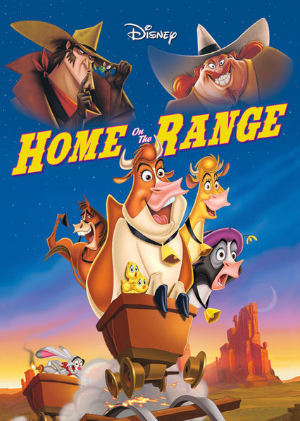 Home on the Range Netflix BR (Brazil)