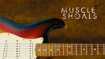 Netflix box art for Muscle Shoals