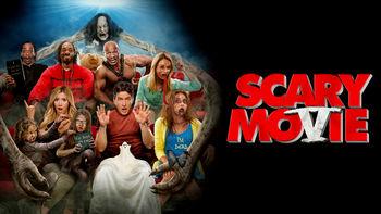 Netflix box art for Scary Movie 5
