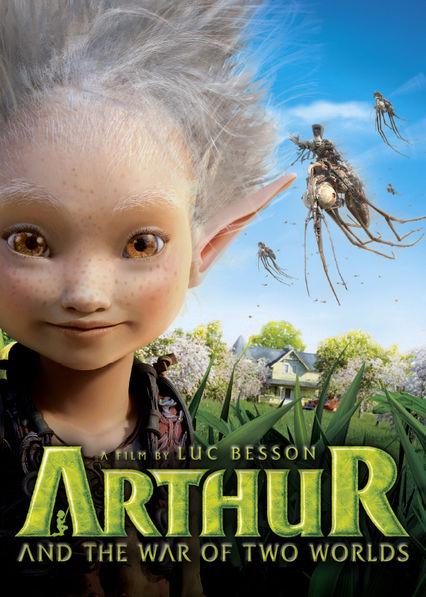 Arthur 3: The War of the Two Worlds Netflix ES (España)