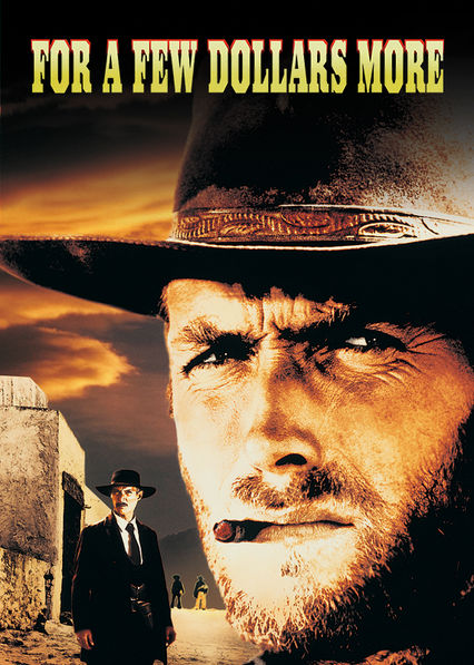 For a Few Dollars More Netflix UK (United Kingdom)