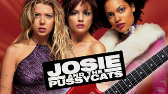 Netflix box art for Josie and the Pussycats